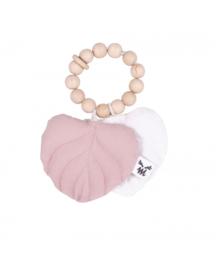 Malomi Kids - Leaves Toy Pink