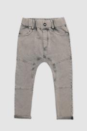 Minikid - Pants Marble Grey Straight