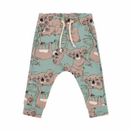 Dear Sophie - Koala Sea-Green Pants