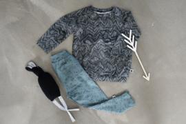 Lille Spendabel - Mountains Sweatshirt