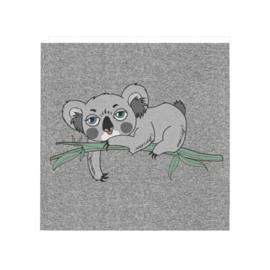 Dear Sophie - Grey Melange T-shirt
