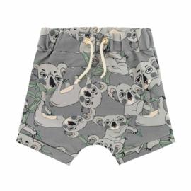 Dear Sophie - Koala Grey Shorts