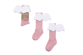 Mama's Feet - Angels - Pink