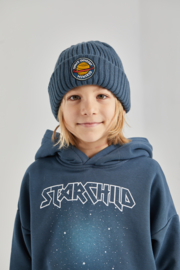 Minikid - Hat Ribbed Dark Planet