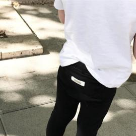 Omho - Black basic pants