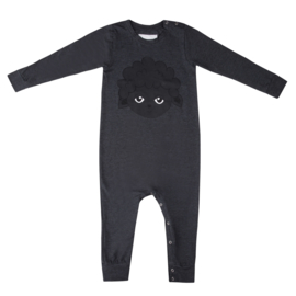 Dear Sophie - Black sheep romper