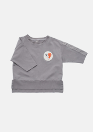 Booso - Voice Sweatshirt Grey
