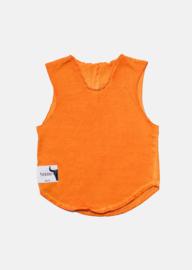 Booso - Basic Colddye Top Orange