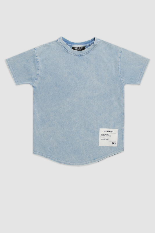 Minikid - Head in the clouds T-shirt