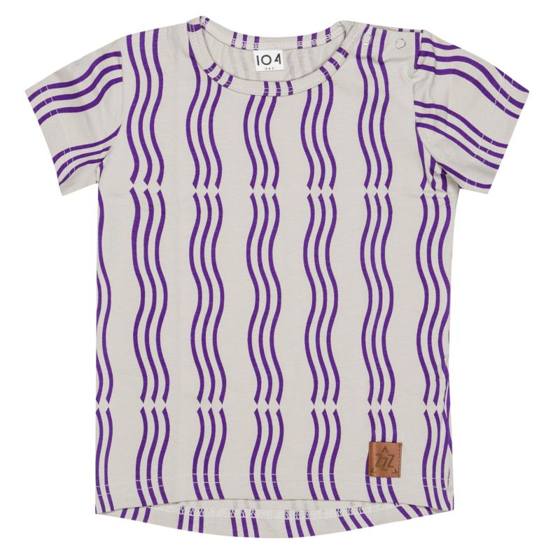 Zezuzulla - T-shirt Wind on Beige