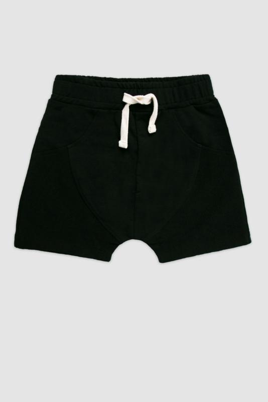 Minikid - Black Shorts