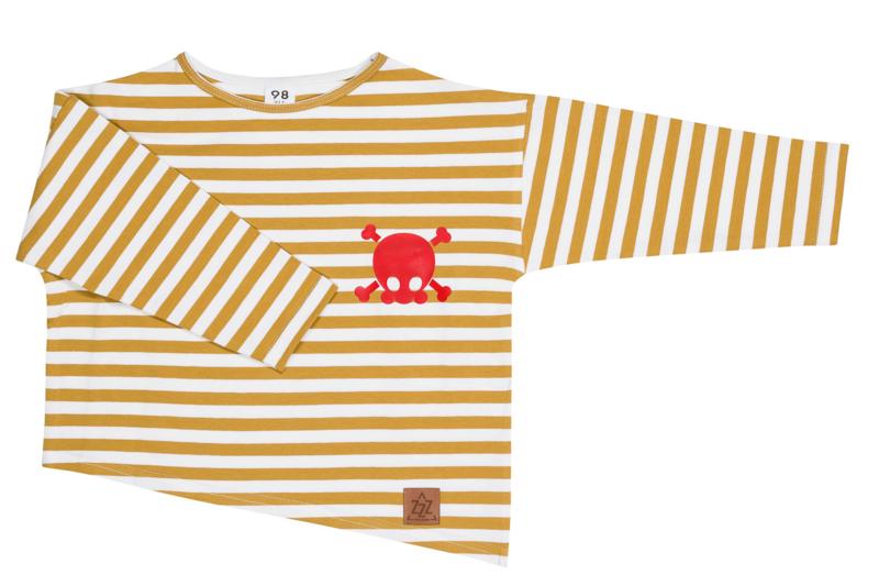 Zezuzulla - Yellow Strips Longsleeve