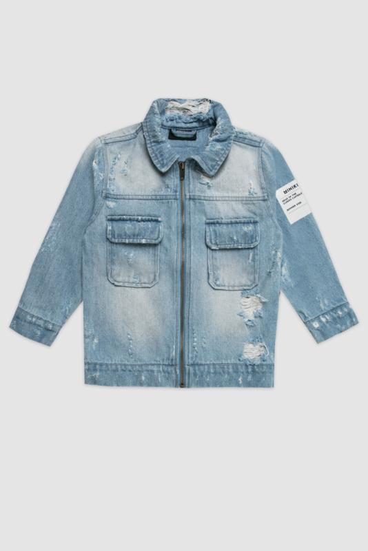 Minikid - Head in the clouds Jeans Jacket