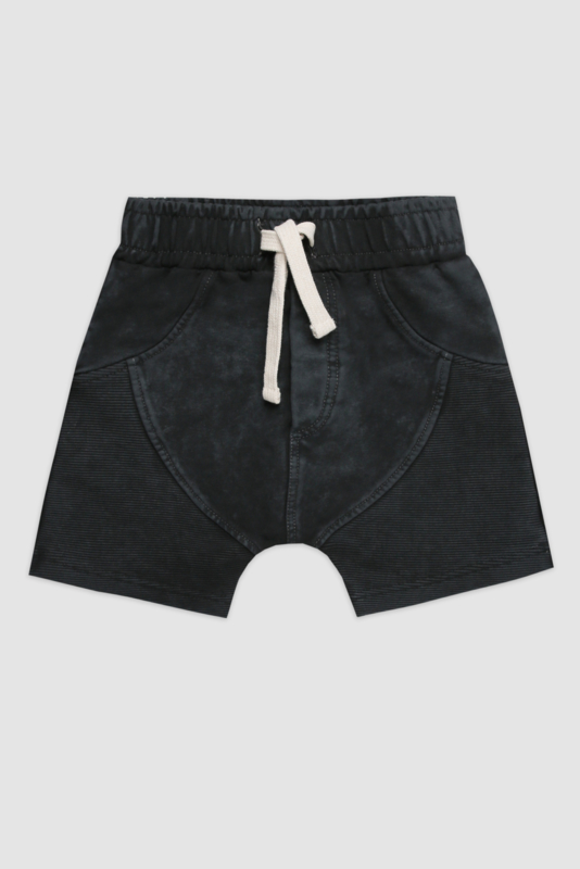 Minikid - Anthracite Shorts