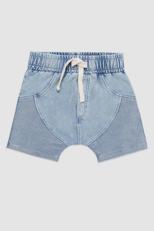 Minikid - Blue Shorts