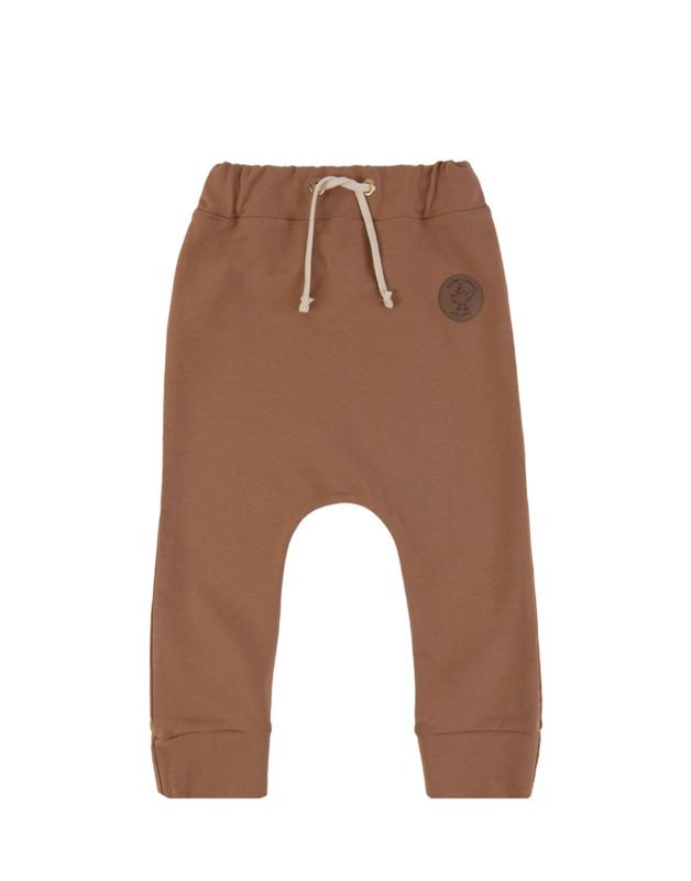 Dear Sophie - Basic Pants Brown