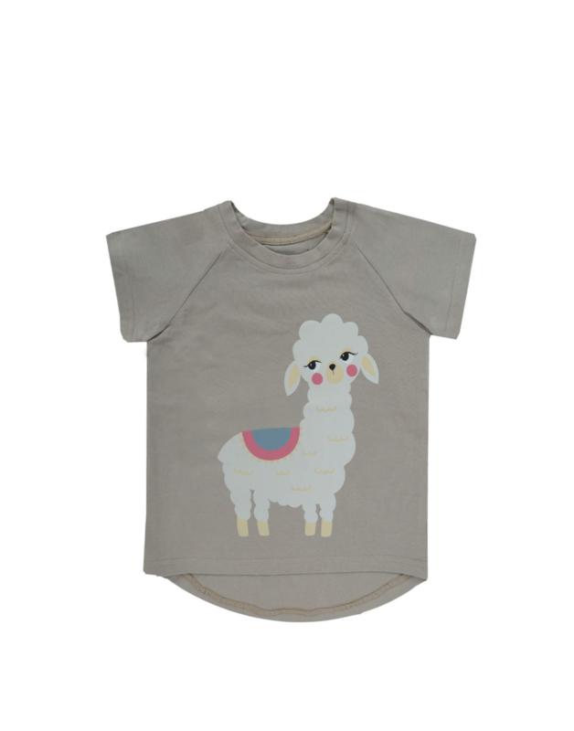 Dear Sophie - Lama T-shirt