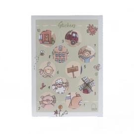 Verhuis Aftelkalender/Poster