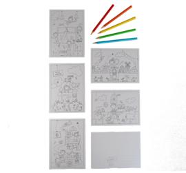 Verhuiskleurkaarten