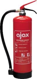 Ajax schuimblusser 6 liter, type VS6-C (vorstbestendig tot-30ºc)