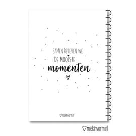 Mooie momentenboek