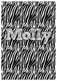 Dierenprint Zebra (div. kleuren)