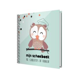 Mijn schoolboek - vol schoolfoto's en verhalen