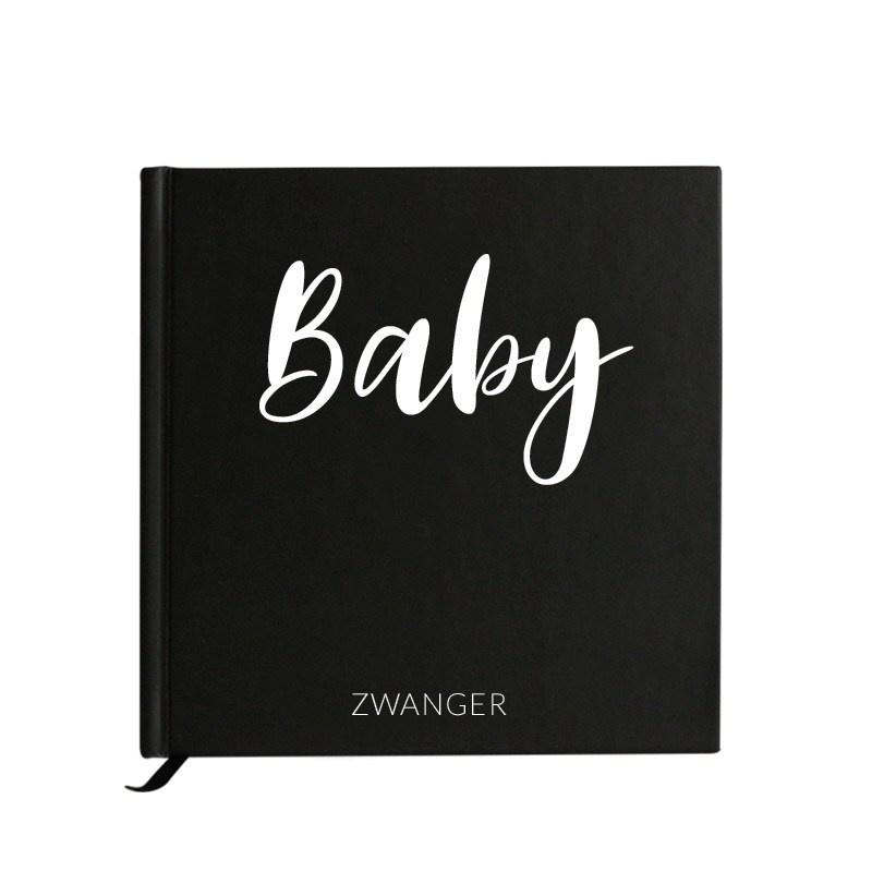 Invulboek 'Zwanger'