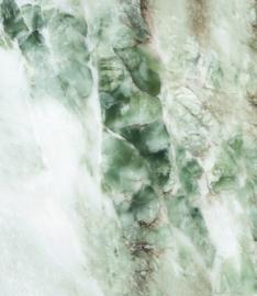 Behangpaneel Marmer Groen - 190 x 220 cm - KEK Amsterdam