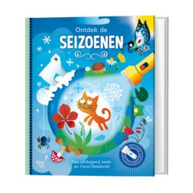 Zoek- en (voor)leesboek Ontdek de seizoenen