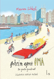 Geheim agent oma 2.0 De grote goudroof