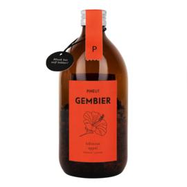 Gembier Hibiscus Pineut