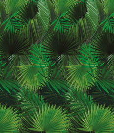 Behangpaneel Palm Leaves - 190 x 220 cm - KEK Amsterdam