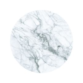Behangcirkel Marble