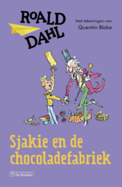 Sjakie en de chocoladefabriek (hardcover)