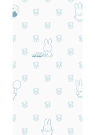 Kek Amsterdam - Behang Miffy Bears Blue