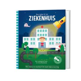Zoek- en (voor)leesboek Een kijkje in het ziekenhuis