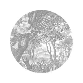 Behangcirkel diameter 142,5 cm