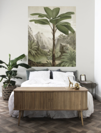 KEK AMSTERDAM BEHANGPANEEL BANANA TREE
