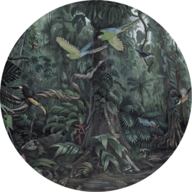 Tropical Landscapes - diameter 190 cm
