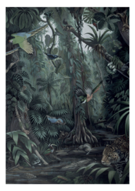 Fotobehang Tropical Landscapes - 194,8 x 280 cm - KEK Amsterdam