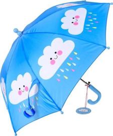 Paraplu happy cloud - Rex London
