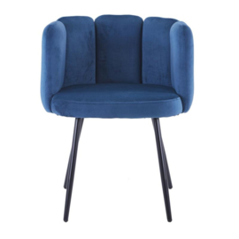 High five stoel oceaanblauw   pole to pole