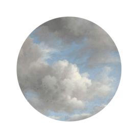 Behangcirkel Golden Age Clouds - diameter 142,5 cm - KEK Amsterdam