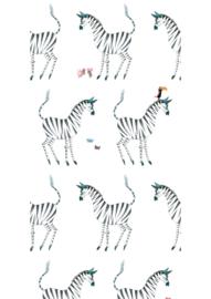 Behang Zebra
