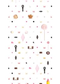 Kek Amsterdam - Behang Gemengd Snoep