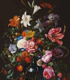Behangpaneel Golden Age Flowers - 190 x 220 cm - KEK Amsterdam