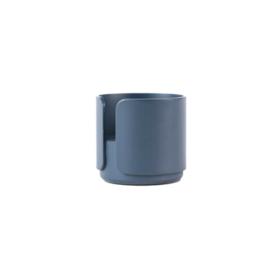Set van 2 eierdopjes/theelichthouders Big Hug Midnight Blue - Designbite