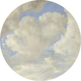 Behangcirkel Golden Age Clouds - diameter 237,5 cm - KEK Amsterdam