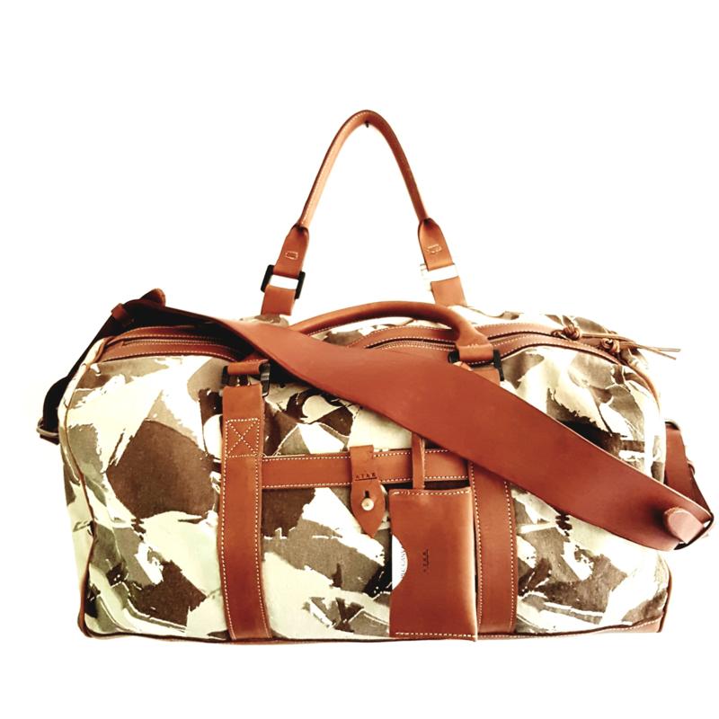 Highland Traveller Camouflage